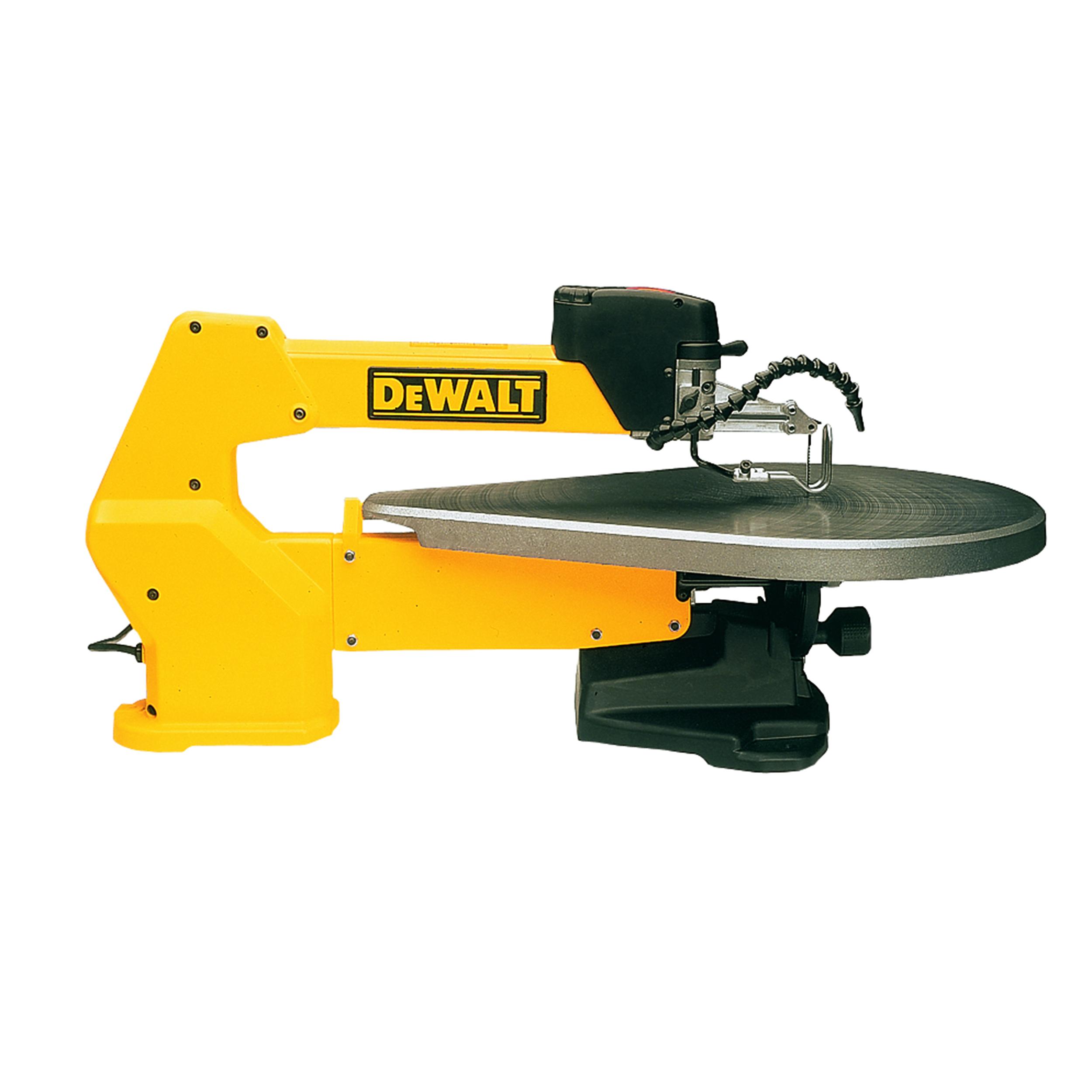 Scroll Saw Model DW788