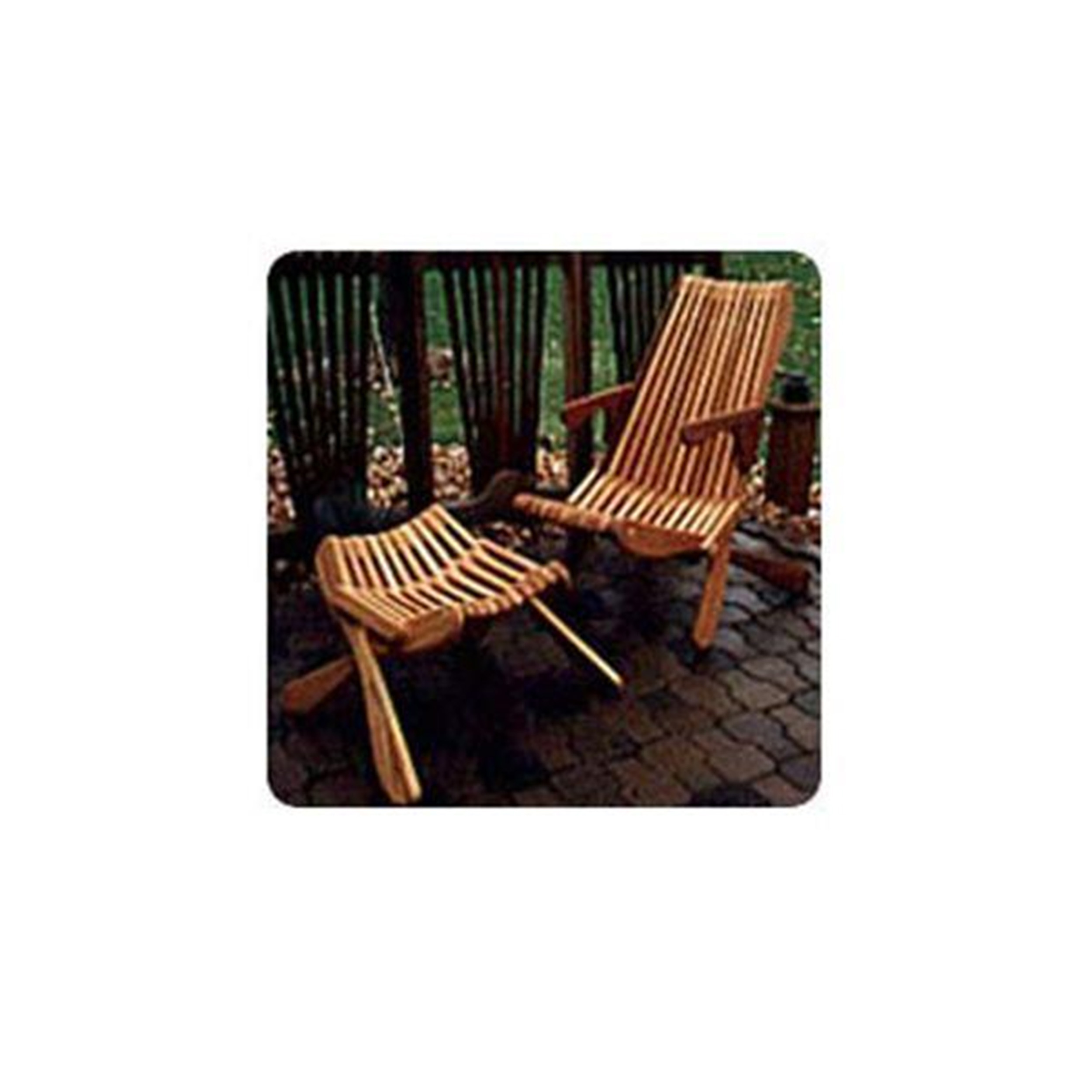 Woodworking Project Paper Plan to Build Smooth Folding Lawn Chair -  Woodcraft, SF-24