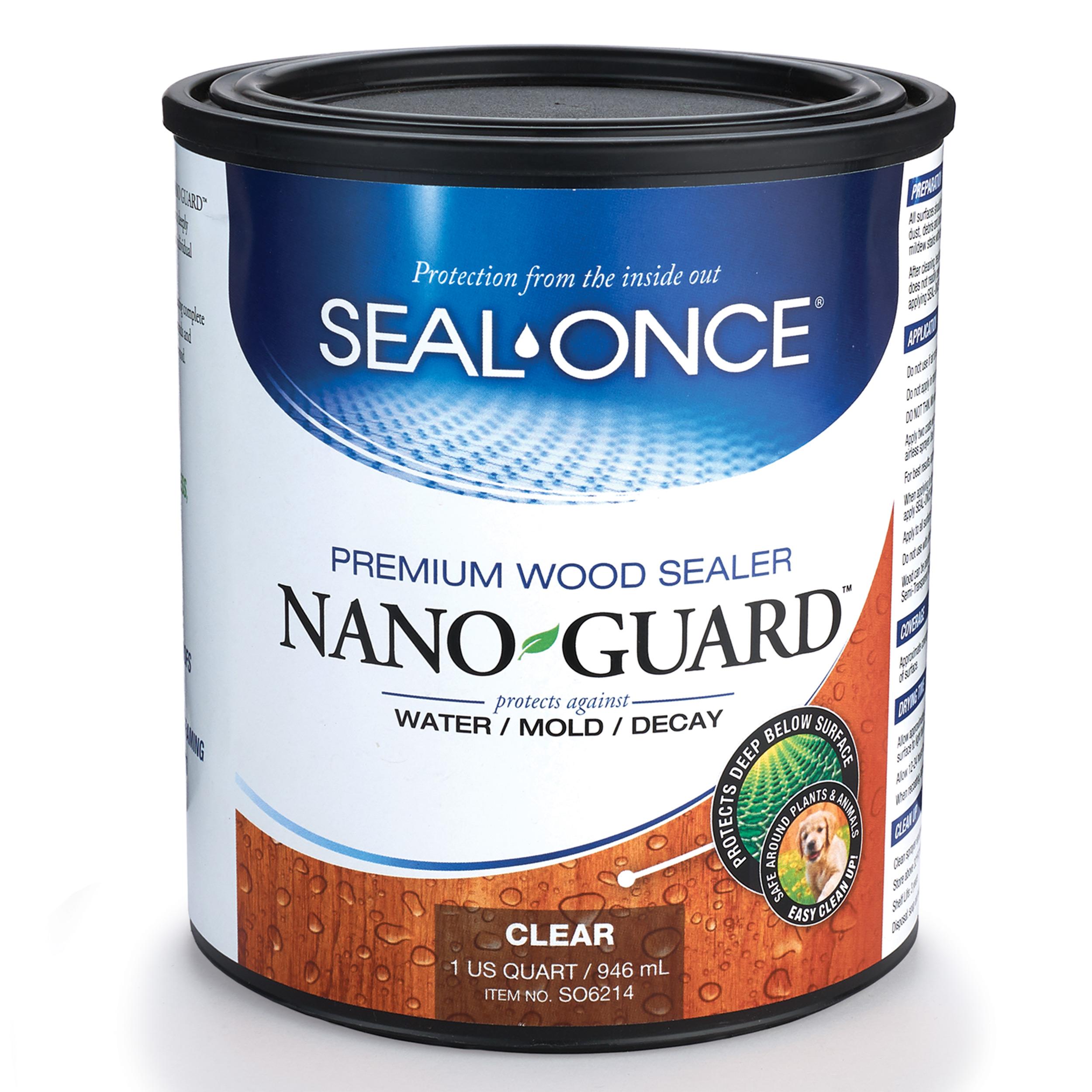 Sealer Water Based Quart