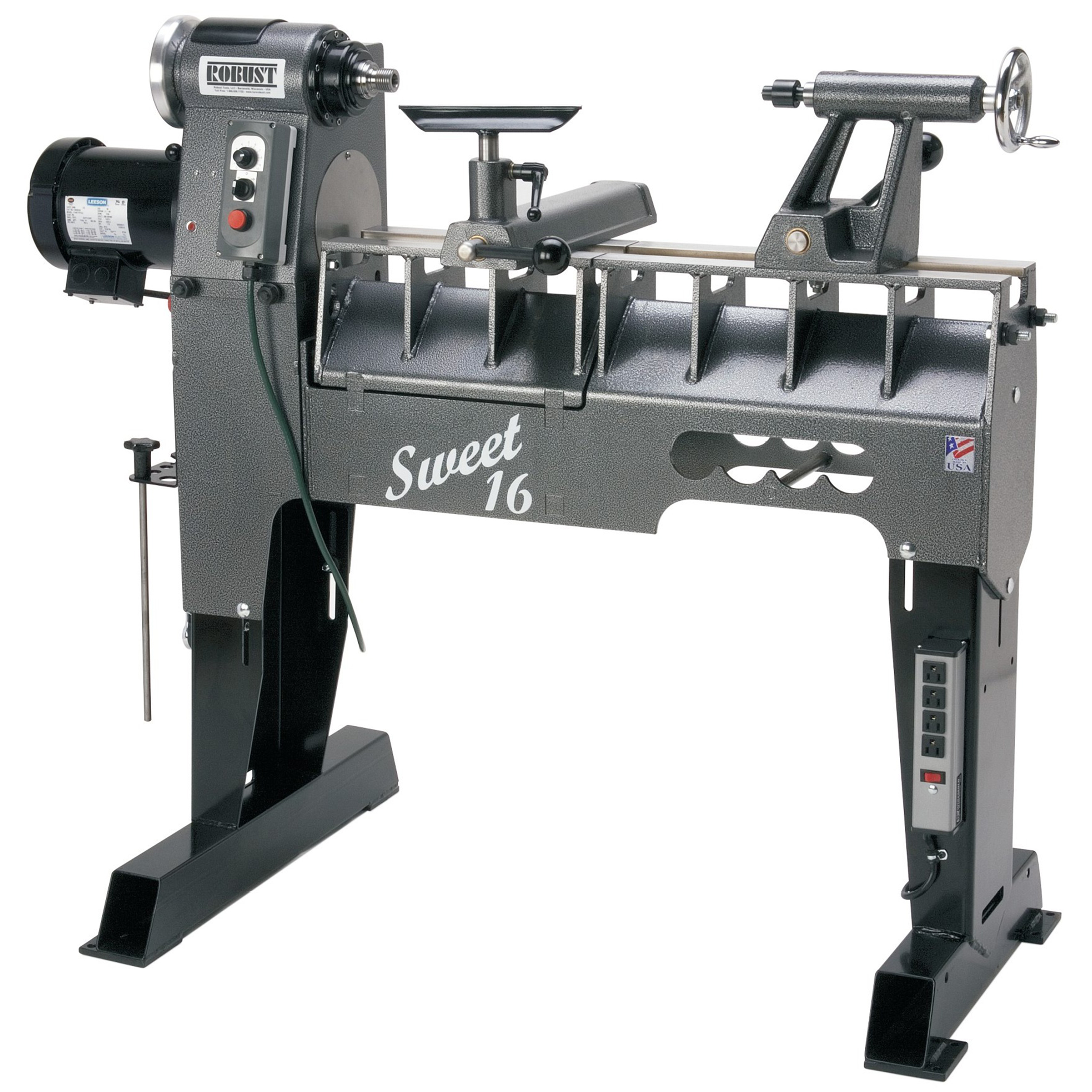 Robust Tools - Deluxe Sweet 16 Lathe